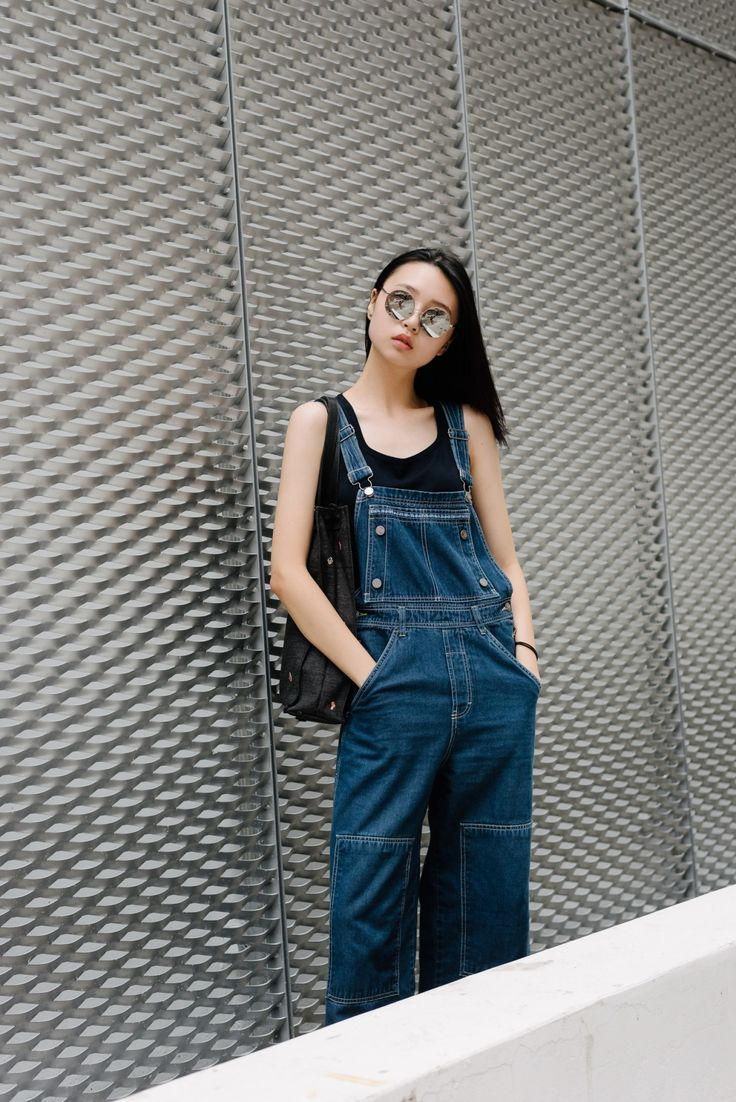 64fa0b4ae363d8042547bea51f935472--vogue-photo-denim-jumpsuit